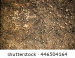 Dirt Ground Pebble Road Textur...