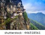 Paro Taksang Monastery The...