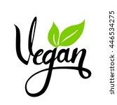 vector illustration  food... | Shutterstock .eps vector #446534275