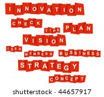 advice concept | Shutterstock . vector #44657917