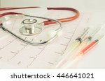 selective focus a stethoscope