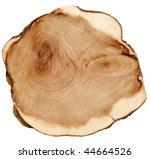 Aged Wood Cut