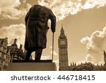 Big Ben And Winston Churchill'...