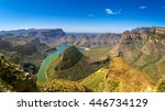 republic of south africa  ... | Shutterstock . vector #446734129