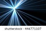 laser lights | Shutterstock . vector #446771107