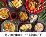 Assorted Chinese Food Set....