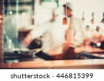 blurred background   group of... | Shutterstock . vector #446815399