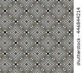 modern pattern design for... | Shutterstock . vector #446844214