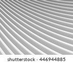 white abstract ffabric silk... | Shutterstock . vector #446944885