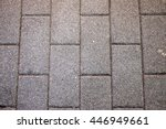 Traditional Stone Pavement Wal...