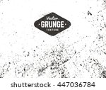 grunge vector background... | Shutterstock .eps vector #447036784