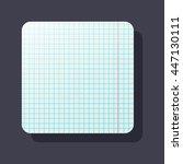 vector school sheet textured...