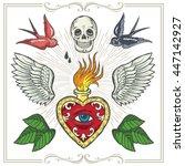 Tattoo Art Design.wings...