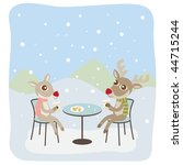 vector illustration of a... | Shutterstock .eps vector #44715244