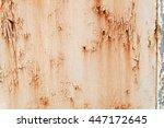 rust textures | Shutterstock . vector #447172645