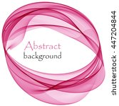 abstract background with pink...   Shutterstock .eps vector #447204844