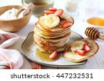 Small photo of Gluten-free: Pancake with rice milk and rice flour