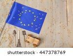 Small Flag Of European Union...