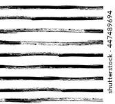 seamless pattern in grunge...   Shutterstock . vector #447489694