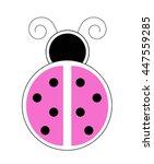 Pink Ladybug