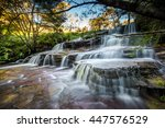 Waterfalls In Blue Mountains...