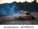 Bowler On Bonfire