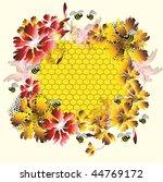 vector illustration of frame   Shutterstock .eps vector #44769172