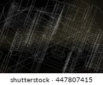 technical drawing | Shutterstock . vector #447807415