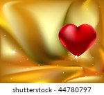 satin love vector background | Shutterstock .eps vector #44780797