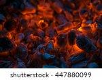 Burning Coal In The Dark