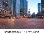 chicago  il   circa march  2016 ... | Shutterstock . vector #447946345