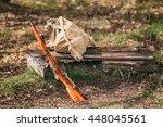 Soviet Russian Rifle Of World...