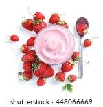 Healthy Food Of Yogurt....