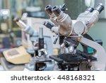 science  chemistry  biology ...   Shutterstock . vector #448168321
