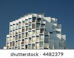 modern building in la grande... | Shutterstock . vector #4482379