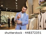 sale  shopping  fashion  style... | Shutterstock . vector #448372351