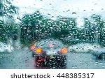 Bad Vision On Raining
