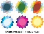 illustrations of colour logo...