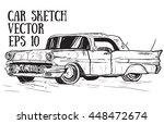 Hand Drawn Illustration Of...