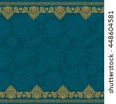 Sari Indian Seamless Pattern....