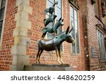 bremen  germany   march 23 ... | Shutterstock . vector #448620259