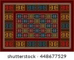 Motley Vintage Carpet Ethnic...