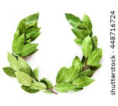 Laurel Wreath Made Of Dried...