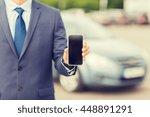 transport  business trip ... | Shutterstock . vector #448891291