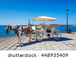 Horse Carriage For Transportin...