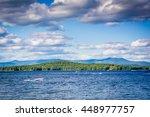 Mountain Ranges And Lake...