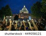 washington  d.c.   july 07 2016 ... | Shutterstock . vector #449058121