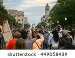 washington  d.c.   july 07 2016 ... | Shutterstock . vector #449058439