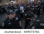 new york city   july 7 2016 ... | Shutterstock . vector #449073781