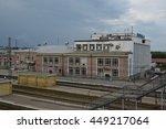 perm  russia   20 june 2016....   Shutterstock . vector #449217064